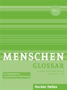 Εικόνα της Menschen A1.2 - Glossar zu Kurs- und Ar