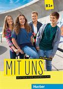 Εικόνα της Mit uns B1+ – Kursbuch (Βιβλίο του μαθη