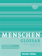 Εικόνα της Menschen B1.2 - Glossar  zu Kurs- und A