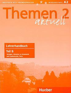Εικόνα της Themen aktuell 2 - Lehrerhandbuch Teil