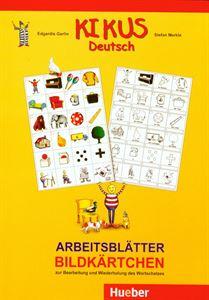 Εικόνα της Arbeitsblätter Bildkärtchen zur Bearbei