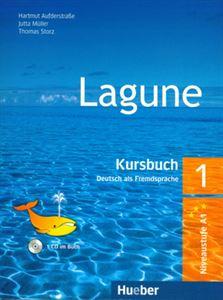 Εικόνα της Lagune 1 - Kursbuch mit eingelegter Aud