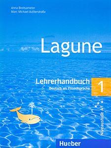 Εικόνα της Lagune 1 - Lehrerhandbuch (Βιβλίο του κ