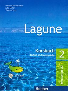 Εικόνα της Lagune 2 - Kursbuch mit eingelegter Aud