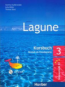 Εικόνα της Lagune 3 - Kursbuch mit eingelegter Aud