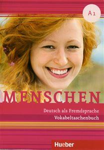 Εικόνα της Menschen A1 - Vokabeltaschenbuch (Βιβλί