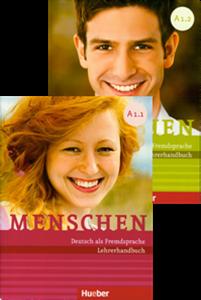 Εικόνα της Menschen - Paket Lehrerhandbuch A1/1 un