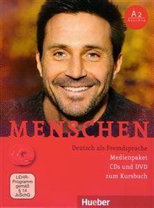 Εικόνα της Menschen A2 - Medienpaket (Οπτικοακουστ