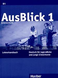 Εικόνα της AusBlick 1 - Lehrerhandbuch (Βιβλίο του