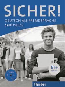 Εικόνα της Sicher! B1+ Arbeitsbuch mit Audio-CD (Β