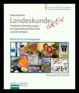 Εικόνα της Landeskunde aktiv - Kursbuch (Βιβλίο το