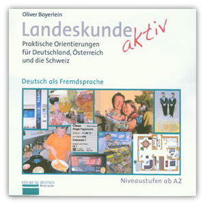 Εικόνα της Landeskunde aktiv - Audio-CD