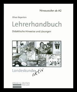 Εικόνα της Landeskunde aktiv - Lehrerhandbuch (Βιβ