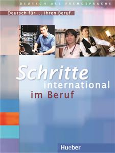 Εικόνα της Schritte international im Beruf - Deuts