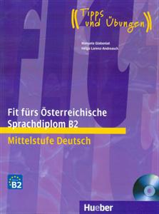Εικόνα της Fit fürs Österreichische Sprachdiplom B