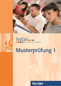 Εικόνα της TestDaF Musterprüfung 1 mit Audio-CD (Δ