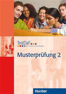 Εικόνα της TestDaF Musterprüfung 2 mit Audio-CD (Δ