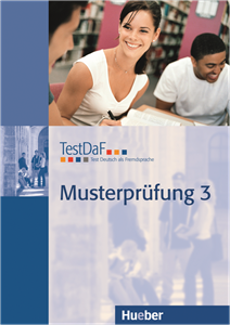 Εικόνα της TestDaF Musterprüfung 3 mit Audio-CD (Δ