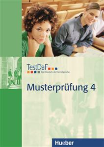 Εικόνα της TestDaF Musterprüfung 4 mit Audio-CD (Δ