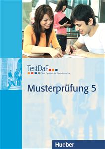 Εικόνα της TestDaF Musterprüfung 5 mit Audio-CD (Δ