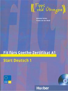 Εικόνα της Fit fürs Goethe-Zertifikat A1. Start De