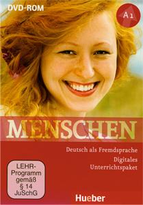 Εικόνα της Menschen A1 - DVD-ROM Digitales Unterri