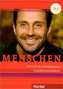 Εικόνα της Menschen A2 - Vokabeltaschenbuch (Βιβλί