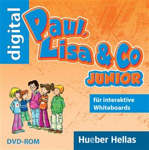 Εικόνα της Paul, Lisa & Co JUNIOR - digital (DVD-R