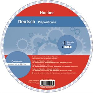 Εικόνα της Wheels Deutsch - Präpositionen (Προθέσε