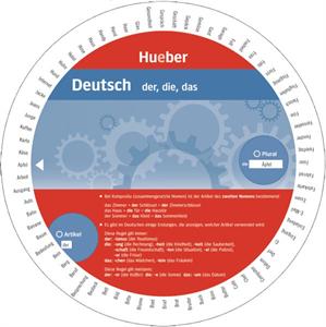 Εικόνα της Wheels Deutsch - der, die, das (Artikel