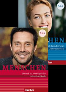Εικόνα της Menschen - Paket Lehrerhandbuch A2/1 un