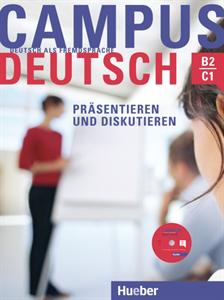 Εικόνα της Campus Deutsch, Präsentieren und Diskut