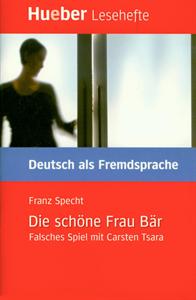 Εικόνα της Die schöne Frau Bär. Falsches Spiel mit