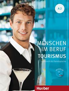 Εικόνα της Menschen im Beruf - Tourismus A2 (Βιβλί