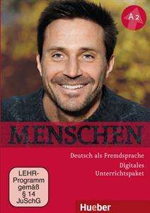 Εικόνα της Menschen A2 - DVD-ROM Digitales Unterri