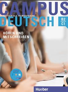 Εικόνα της Campus Deutsch, Hören und Mitschreiben