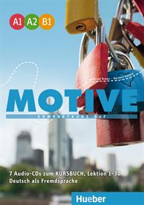 Εικόνα της MOTIVE - 7 Audio-CDs