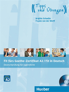 Εικόνα της Fit fürs Goethe-Zertifikat A2 / Fit in