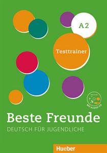 Εικόνα της Beste Freunde A2 - Testtrainer (Τεύχος