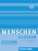 Εικόνα της Menschen A2.2 - Glossar zu Kurs- und Ar