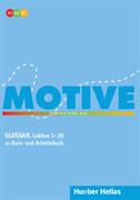 Εικόνα της MOTIVE - Glossar zu Kurs- und Arbeitsbu