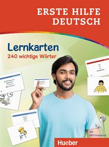 Εικόνα της Erste Hilfe Deutsch - Lernkarten, 240 w