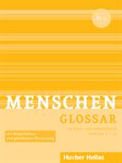 Εικόνα της Menschen B1.1 - Glossar zu Kurs- und Ar