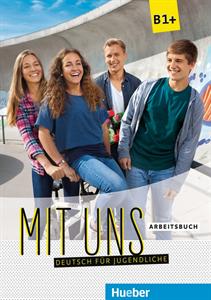 Εικόνα της Mit uns B1+ – Arbeitsbuch (Βιβλίο ασκήσ
