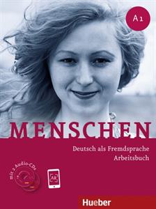Εικόνα της Menschen A1 - Arbeitsbuch mit 2 Audio-C