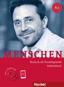 Εικόνα της Menschen A2 - Arbeitsbuch mit 2 Audio-C