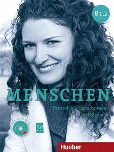 Εικόνα της Menschen B1/2 - Arbeitsbuch mit Audio-C