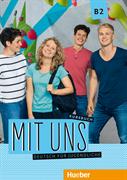 Εικόνα της Mit uns B2 – Kursbuch (Βιβλίο του μαθητ
