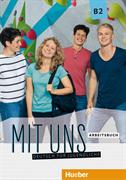 Εικόνα της Mit uns B2 – Arbeitsbuch (Βιβλίο ασκήσε
