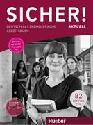 Εικόνα της Sicher! aktuell B2 – Arbeitsbuch mit MP